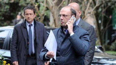 """Alfano indagato a Roma per abuso d'ufficio. Lui: """"Caso smentito dai fatti"""""""