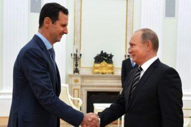Altro che Putin, Assad ha solo un padrone: l'Iran