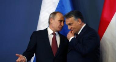 Orban si schiera con Putin, l'Unione europea si infuria | Informare per Resistere