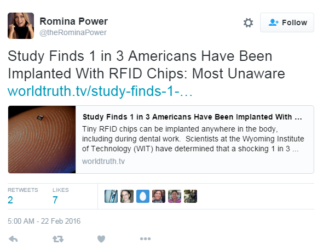 """Romina Power: """"Italia avvelenata dalle scie chimiche"""""""