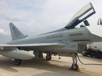 due caccia sauditi atterrano in una base italiana, nessuno ne parla !