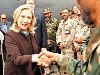 Libia: la Vera storia della jihadista Hillary Clinton, mezzana del caos. – Blondet & Friends