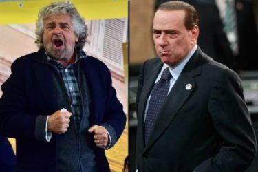 M5s, Grillo lancia l'Opa su Forza Italia