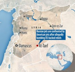 Guerra mondiale evitata per un soffio Nei cieli siriani