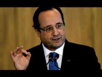 ATTACCHI a PARIGI: RIVELAZIONI SCIOCCANTI di Hollande