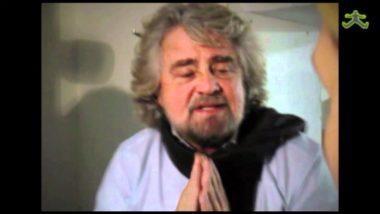 """Beppe Grillo: """"Torneremo alla lira. La Germania ci sta fregando"""""""