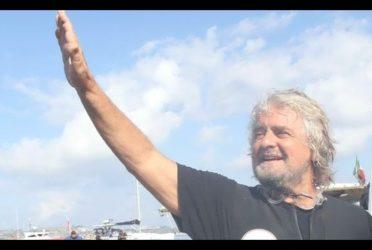 Ferragosto a Porto Cervo per Beppe Grillo Festa su uno yacht di 42 metri – la rivoluzione può essere fatta da un benestante ?