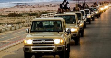 Vi ricordate i pick up dell'ISIS? La Toyota risponde a una richiesta russa e siriana e rivela retroscena interessanti