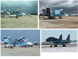 Read more about the article F-18 DIPINTI COME SUKHOI: PREPARANO UN FALSE FLAG?