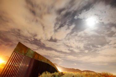 El Bordo, il muro che separa il Messico dagli Usa già esiste !
