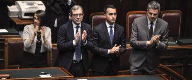 """M5s sceglie l'Aula : """"Vogliamo essere eurocostruttivi"""""""