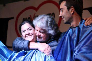 """Reddito di cittadinanza, Grillo: """"per adesso è per chi ha la cittadinanza , poi sarà per tutti """""""