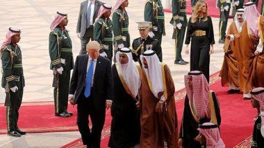 Trump in Arabia Saudita, accordo su vendita di armi per 110 miliardi
