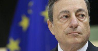 Draghi: la crisi dell'Eurozona è alle spalle, serve 'sovranità comune' (TRADOTTO ; cessione di sovranità Nazionali)