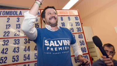 Salvini ; con vaccini lancia l'opa al populismo bipartisan