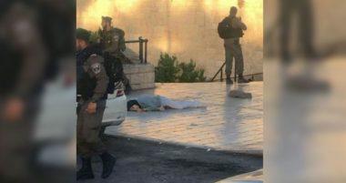 forze israeliane uccidono a sangue freddo una ragazza palestinese di 16 anni