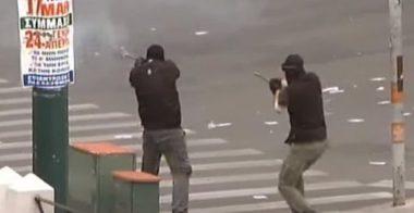 Nuovi scontri violenti in Grecia. Per questo ai media non interessa