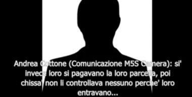 diffida del M5S alla pubblicazione dell'audio dei deputati : cosa è cambiato ?
