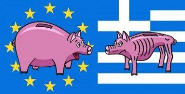 La BCE, con la Grecia, ci guadagna