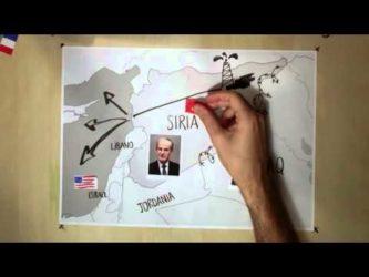 Sconvolgente : la Siria spiegata in 10 minuti e 15 mappe. RIMMARRETE SENZA PAROLE !
