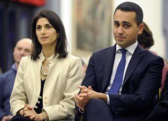 M5s, Luigi di Maio shock: Virginia Raggi rinviata a giudizio non si dimetterà