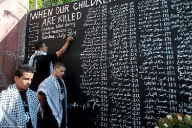 Dal 2000 a oggi Israele ha ucciso 3000 minorenni palestinesi | Infopal