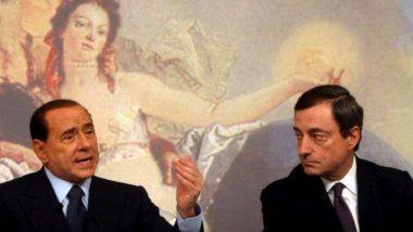 """A VOLTE RITORNANO: Berlusconi guarda oltre – """"Draghi sarebbe il miglior premier"""""""