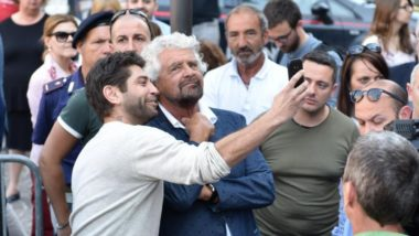 """Grillo torna barricadero: """"La violenza è un diritto"""""""
