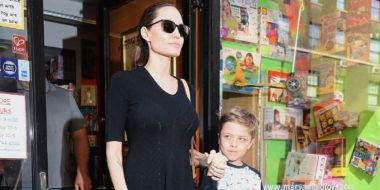 quando il gossip fa riflettere ; La figlia transgender di Angelina Jolie e Brad Pitt ? pare abbia iniziato il suo primo trattamento ormonale. A 11 anni…