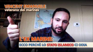 """veterano Marines: """"Perché ci odiano""""."""