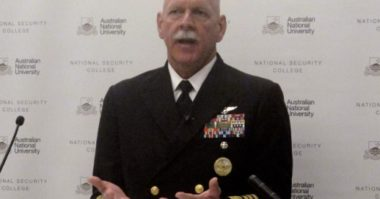 """Comandante della Flotta USA: """"Pronto a colpire la Cina con ordigni nucleari anche la prossima settimana"""""""
