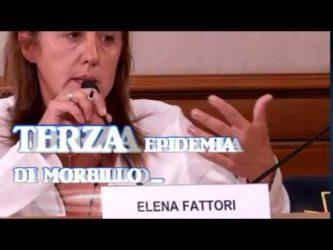 Elena Fattori : Scopriamo che la senatrice m5s ha lavorato per IRBM di Pomezia, centro sperimentale dove si testano vaccini