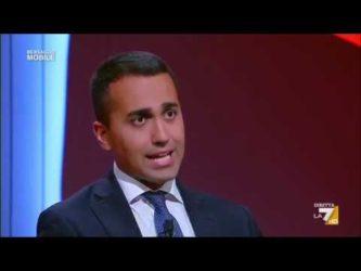 Luigi Di Maio propone 10 vaccini singoli e banca dati dei non vaccinati 19/7/2017