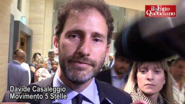 """SECONDO Casaleggio ,   l'Italia deve ratificare il Fiscal COMPACT : """"Su Ue opinioni discordi, ma su problemi strutturali euro tutti d'accordo"""""""