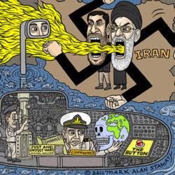 """""""Contro l'Iran il primo colpo nucleare è talmudicamente etico"""" – Blondet & Friends"""