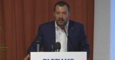 """Salvini: """"Stare in Europa sì, ma da pari a pari. Riscriveremo tutti i trattati"""" –"""