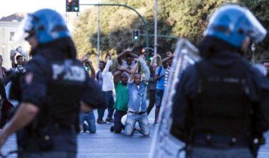 Novità sgombero palazzina a Roma , L'Unicef accusa : bambini terrorizzati portati in Questura