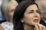 Boldrini denunciata , le accuse ; attentato alla costituzione italiana