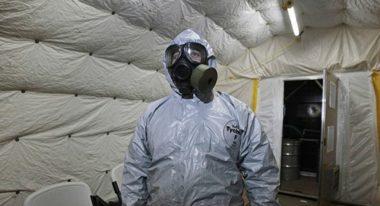 USA e Regno Unito sotto accusa per aver inviato armi chimiche ai terroristi.