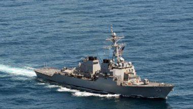 """Cina: nave Usa vicina a isola aritificiale, lanciati avvertimenti. """"trattative di scambio"""" per risolvere il problema corea del nord"""