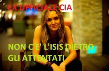 """Read more about the article Ex ufficiale CIA : """" l'isis non esiste, è solo una propaganda .."""""""