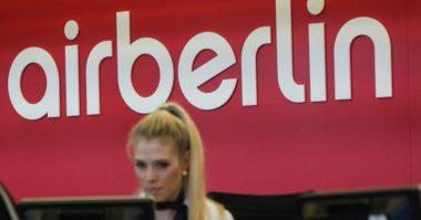 Scandalo Germania ; aiuti di stato alla compagnia aerea che ha dichiarato fallimento