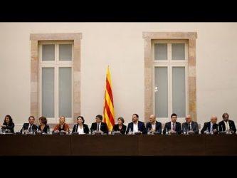 ATTENTATO – DOBBIAMO RICORDARE CHE :La Catalogna rivolge all'Ue la sua richiesta di indipendenza dalla Spagna