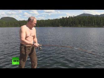 Le avventure di Putin in Siberia