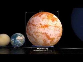 L'immensità dell'Universo ; 7 MINUTI PER SCOPRIRE QUANTO SIAMO PICCOLI