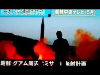 """Corea del nord: """"missili pronti a colpire Guam entro meta agosto """""""
