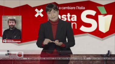 Referendum, intervista Debora Serracchiani | TG PORCO S03 PT10