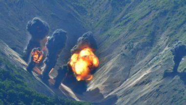 Dura provocazione alla  Corea del Nord :  jet Usa che simulano bombardamento al Sud