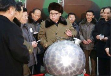 Pyongyang testa bomba H, Trump: stop a scambi con chi fa affari con Nord Corea