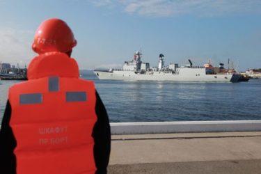 Cina-Russia nei pressi della Corea del Nord: esercitazioni navali